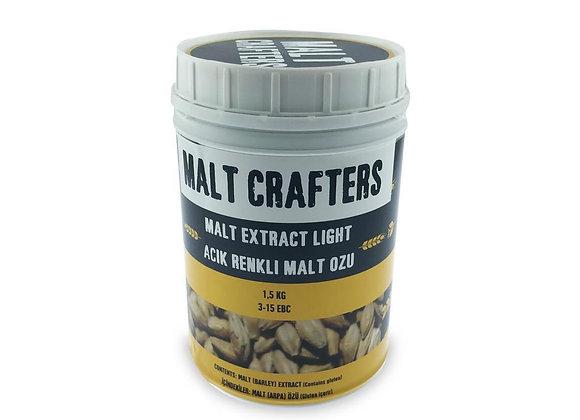 Malt Crafters Sıvı Malt Özü - Light - Vinomarket