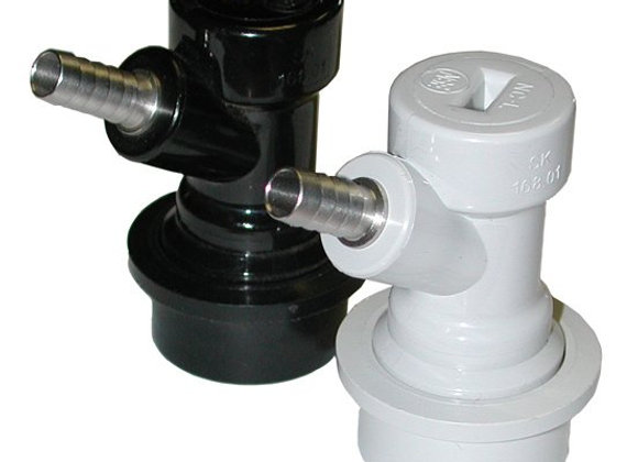 Ball-Lock Konnektör / Çift - TazeMayşe