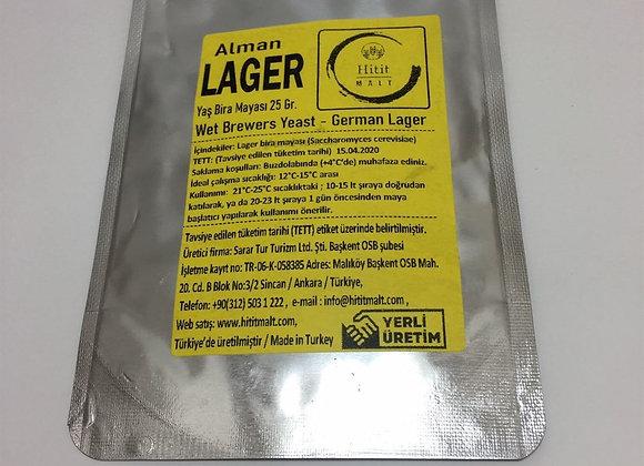 Alman Lager Yaş Bira Mayası - HititMalt