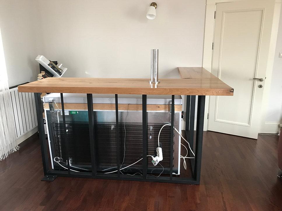 ev yapımı bar