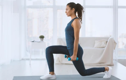 Injury Free Life: How to Lunge Properly