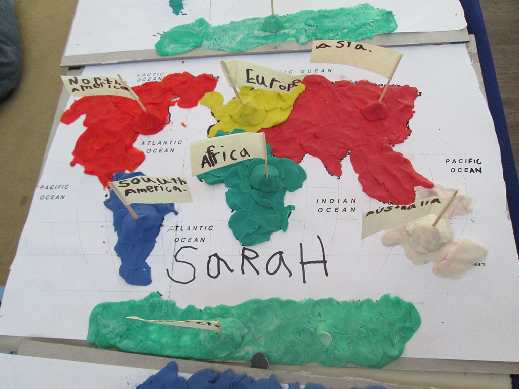 Geography Grade 2