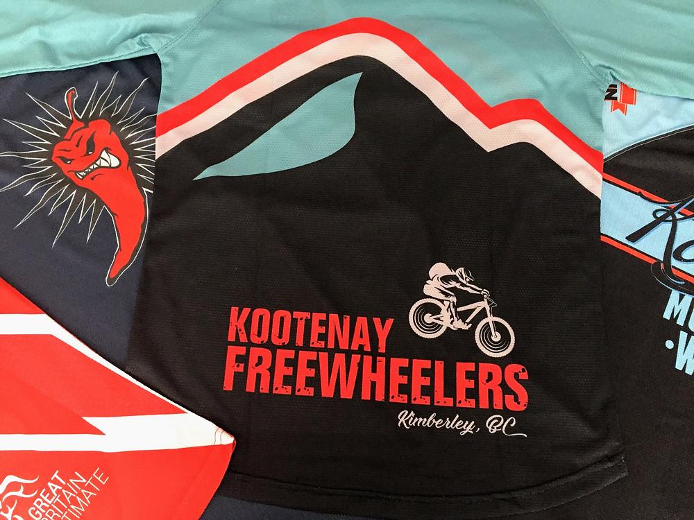 Kazoom Cycling Custom Jersey Fabric FlyWeight