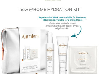 Alumier Promotion For Our Customers!