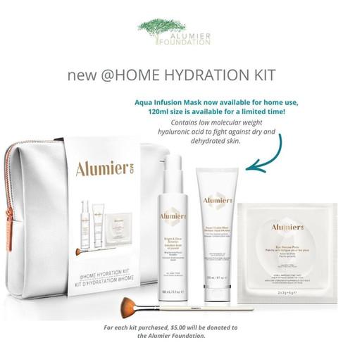 AlumierMD @Home Hydration Kit