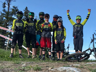 The Gravity Mountain Bike Development Team