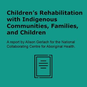 Children's Rehabilation with