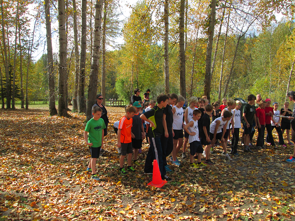 Fernie X-Country Meet