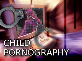 Possession of Child Pornography Is An Aggravated Felony