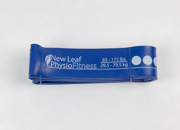 NLPF Blue Long Resistance Band (Blue Bandito)