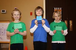 Grade 2 Contestants