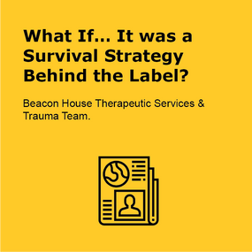 What if. Survival Strategy behind the label.