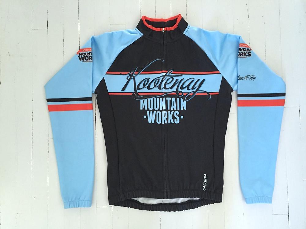 Kazoom Cycling Custom Jackets