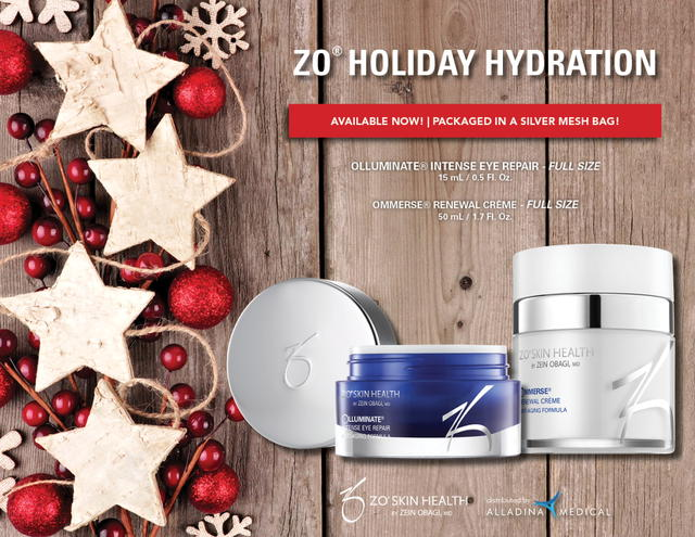 ZO HOLIDAY HYDRATION ($194)