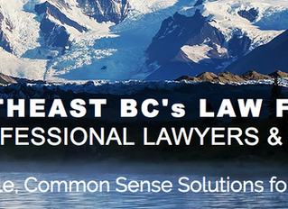 Experienced Legal Assistant Required (Cranbrook, BC) (Position Filled)