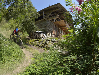 The Ultimate Alpine Mountain Biking Holiday in Europe