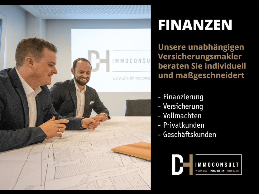 Immobilienmakler Heilbronn - DH Immoconsult Finanzen