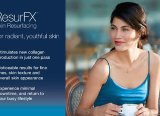 ResurFX - Take Years Off Your Skin, Improve Texture, Tone And Stimulate Collagen Production.