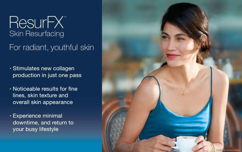 ResurFX Laser Skin Resurfacing Skin Dynamics Cranbrook