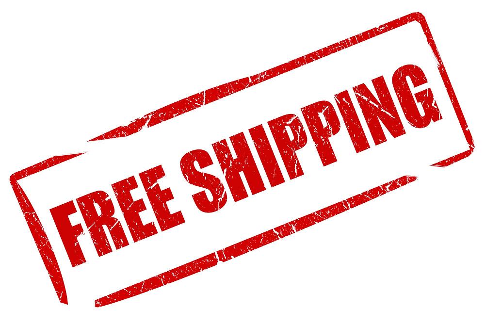 GAIAcustom Free Shipping Promo