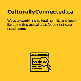 Cultural humility and health literacy, tools for point of care practicioners