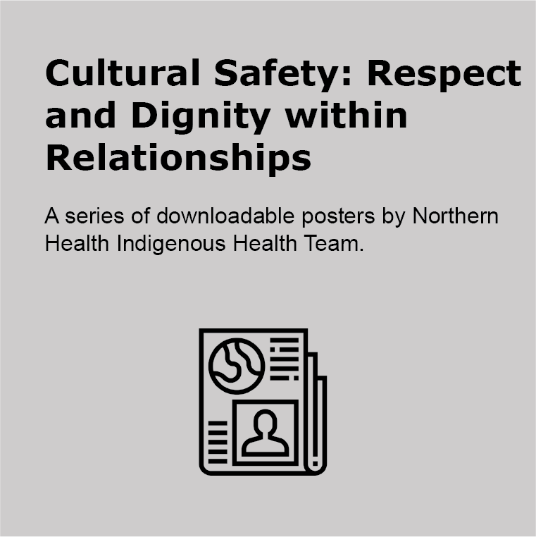 Cultural Safety Respect and Dignity within Relationships
