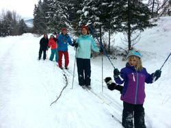 Flex Friday XC Ski