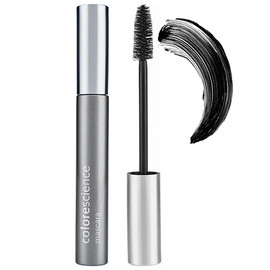 Colorscience black mascara: for favourite for thicker longer lashes and doesn't run!