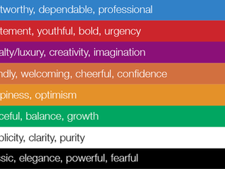 How To Use Colours To Evoke Emotions