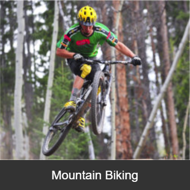 Custom Mountain Bike Apparel
