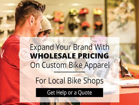 Kazoom Custom Program: For Local Bike Shops & Resorts