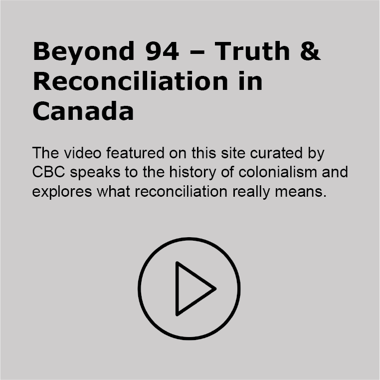 Beyond 94 – Truth and Reconciliation in Canada