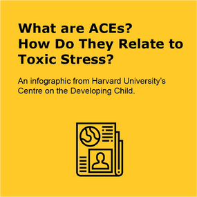 What are ACEs? How do they relayte to toxic stress?