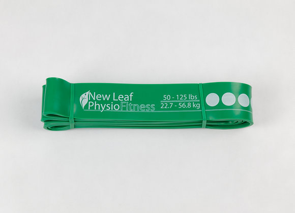 NLPF Green Long Resistance Band (Green Monster)