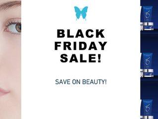 Black Friday SALE! Save on Beauty!