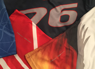 How To Chose The Right Fabric For Your Jerseys.