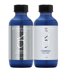 ZO red carpet Peel: facial for anti-aging, brightening and getting your glow!
