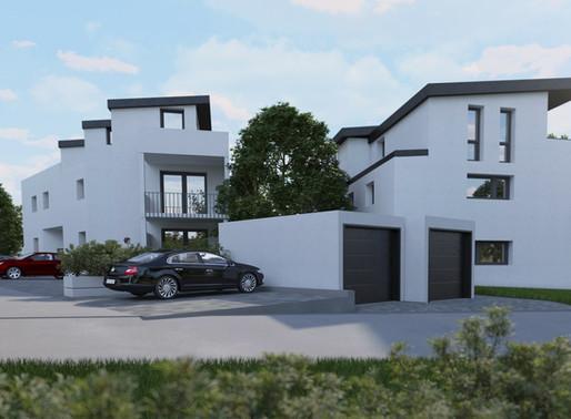 Zum Kauf: Schöne 3 Zimmer-Penthouse-Wohnung in Leingarten-Schluchtern (Neubau & provisionsfrei).