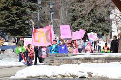 Anti Bully March in the Platzl