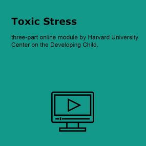 Toxic Stress Webinar Child Development