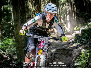 IT'S ON - OSPREY BC Enduro Series First Race Recap.