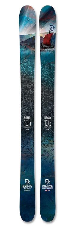 Icelantic Nomad 105