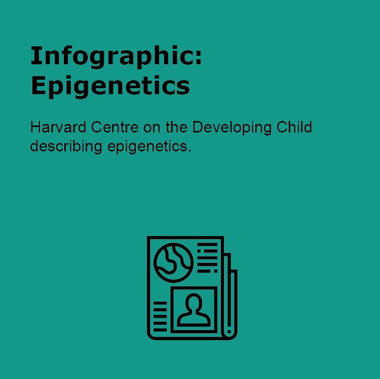 Infographics Epigenetics