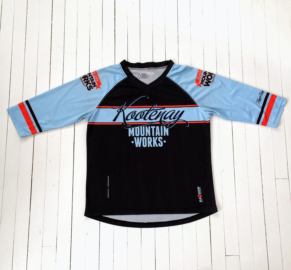 Custom Cycling Mountain Bike Jerseys
