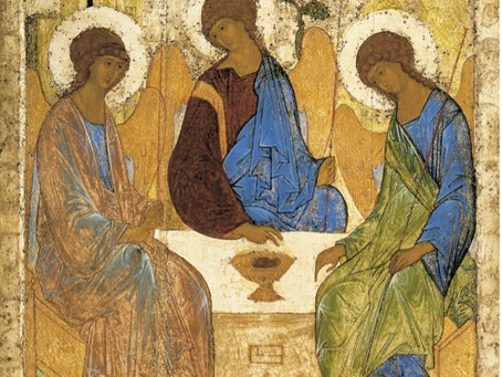 Feminine Images of God from Church History