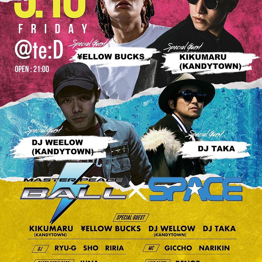 BALL x SPACE 熊本