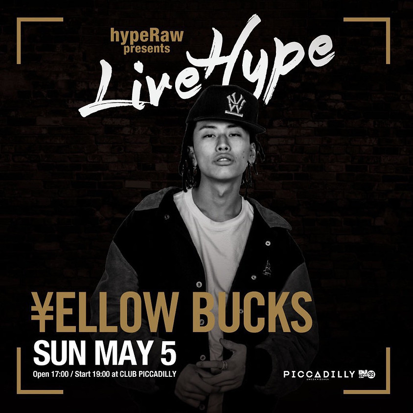 Live Hype 大阪