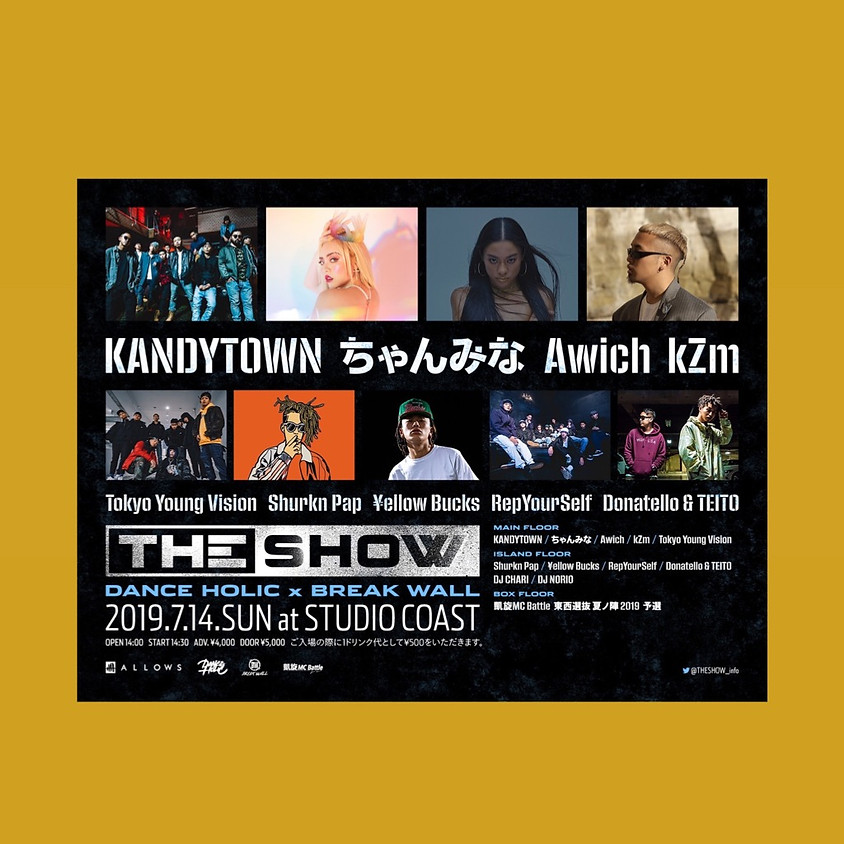 THE SHOW 新木場