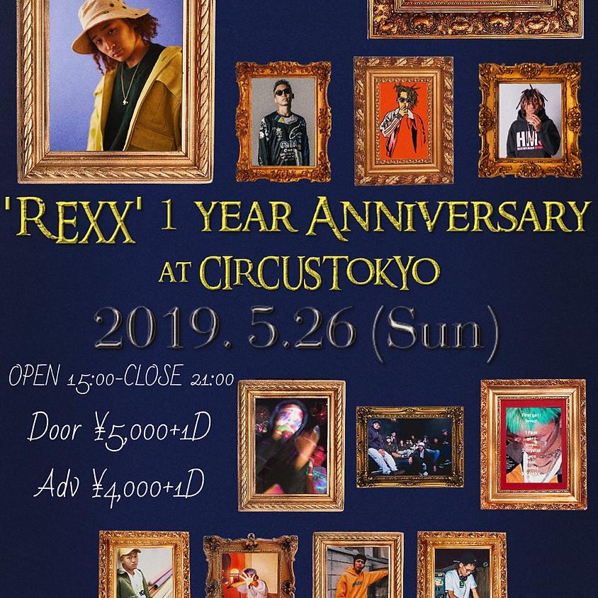 PEXX 1Year Anniversary