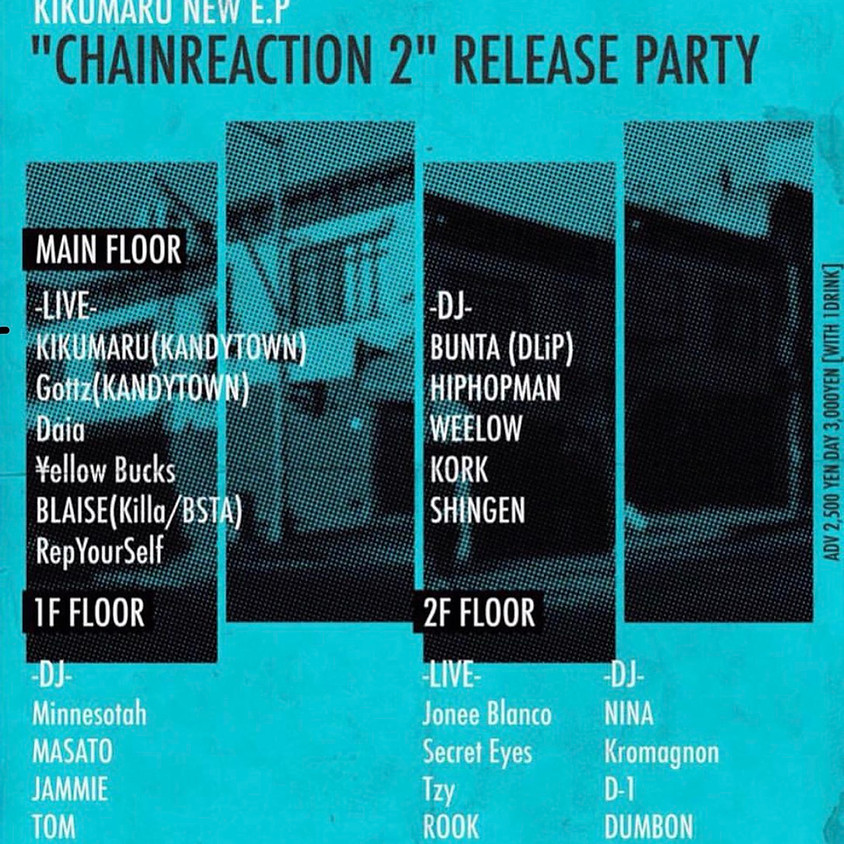 CHAINREACTION 2 RELEASE PARTY